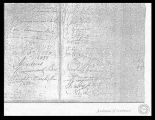 Andrew Kinnamon Family Bible Records
