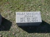 Helen Grausman Elias October 29, 1867 December 21, 1954