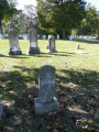 Old Hebrew Section, Historic Oakwood Cemetery