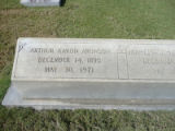 Arthur Aaron Aronson December 14, 1895 - May 30, 1971