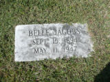 Belle Jacobs September 15, 1894 - May 11, 1947