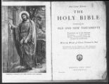 Luther R. Blanton Family Bible Records