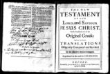 Cox - Kennedy Family Bible Records