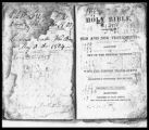 Wilson Credle Family Bible Records