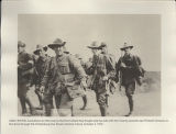 Australians on their way to the front, Roisel, Somme, France, Oct. 3, 1918