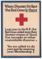 Where Disaster Strikes The Red Cross Is There