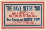 The Navy Needs You to Help Muzzle the Mad Dogs of the Sea