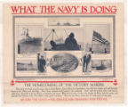 What the Navy Is Doing--The Homecoming of the Victory Makers