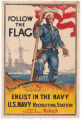 Follow the Flag--Enlist in the Navy