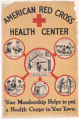A Red Cross Health Center In Your Town