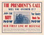 The President's Call--Will You Answer It?