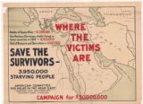 Where the Victims Are. Save the Survivors