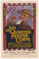 Keep the Stars Shining for Uncle Sam--Join the Quartermaster Corps
