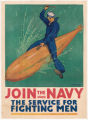 Join the Navy--The Service for Fighting Men