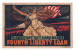 For Victory, Buy More Bonds--Fourth Liberty Loan
