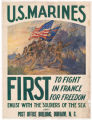 U.S. Marines--First to Fight in France for Freedom