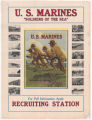 "U.S. Marines ""Soldiers of the Sea"""