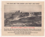 """We Have Met the Enemy and They Are Ours""--The Navy's First U-boat Capture"