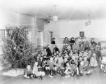 Oxford Orphanage Christmas Party, 1936