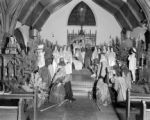 St. Mary's School Christmas Pageant, 1940