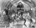 St. Mary's Christmas Pageant, 1938