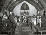 St. Mary's Christmas Pageant, 1947