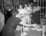 Governor Hoey's Christmas Party for Women's Prison, ca. 1939