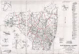 Rutherford County 1960 Enumeration District Map