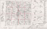 Randolph County 1960 Enumeration District Map