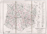 Johnston County 1960 Enumeration District Map