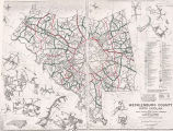 Mecklenburg County 1960 Enumeration District Map
