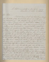 Letter: William H. S. Burgwyn to his mother, Anna Greeenough Burgwyn, Dec. 15, 1862