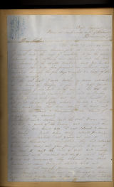 Letter: William H. S. Burgwyn to his father Henry King Burgwyn, Sr., Dec. 17, 1862