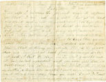 Letter: Daniel W. Revis to Sarepta Revis, Ellen Ward, and Joseph Ward, July 14, 1863