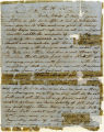 Letter: David N. McCorkle to Rhoda McCorkle, Aug. 17, 1861