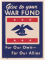Give to Your War Fund