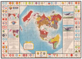 Global Map for Global War and Global Peace
