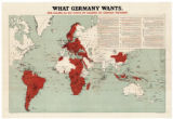 What Germany Wants: Her Claims as Set Forth by Leaders of German Thought