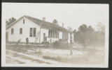 Photograph; Rosenwald Fund Schoolhouse, Located in Long Creek, North Carolina.