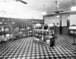 CP&L Office and store, Dunn, N.C., circa 1925.