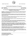 Easley, Michael. Press Release, 2001-10-24, Gov. Easley Recongized Three Foreign-Owned Companies...