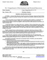 Easley, Michael. Press Release, 2001-10-03, Regional Air Principles Signed