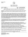 Easley, Michael. Press Release, 2002-10-29, More Flooded Homes In Kinston, Lenoir County To Be...