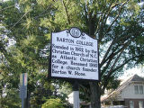 Barton College, Discipliana Collection and College Archives