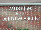 Museum of the Albemarle