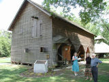 Historic John Blue House and Cotton Gin and Harvell Museum