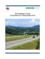 2013 Watauga County comprehensive transportation plan
