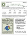 Education Subcommittee 2013-15 fiscal biennium budget highlights