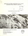 Geology of the Sandymush and Canton quadrangles, North Carolina