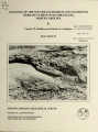 Geology of the Southeast Durham and Southwest Durham 7.5-minute quadrangles, North Carolina
